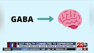 California researcher says gut health is connected to mental health