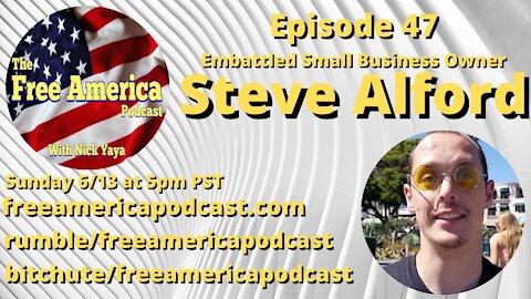 Episode 47: Steve Alford