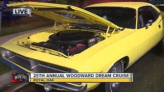 25th annual Woodward Dream Cruise kicks off