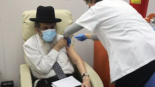 How Has Israel Launched The World's Fastest COVID-19 Vaccine Rollout?