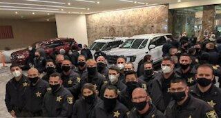 MCSO deputies helping secure inauguration