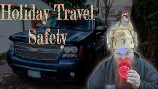 Car Safety for Holiday Travel   Vehicle EDC