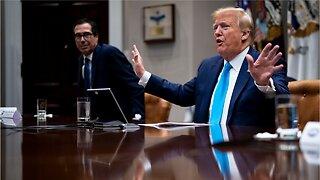 Trump Has Mandated Coronavirus Relief Checks Include His Name