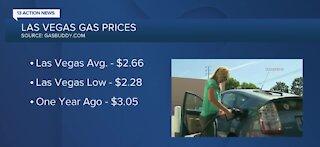 Las Vegas gas prices