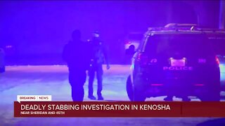 Kenosha police investigate fatal stabbing Wednesday morning
