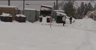 Businesses on Mount Charleston happy for snowfall