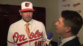 Orioles Manager Brandon Hyde talks 1-on-1