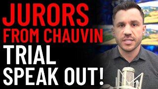 Derek Chauvin Trial Jurors Speak!