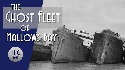The Ghost Fleet of Mallows Bay