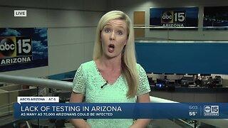 Number of coronavirus cases increases to 10 in Arizona