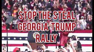 STOP THE STEAL GEORGIA TRUMP. RALLY!