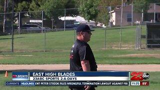 2-A-DAYS: East High Blades