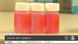 Landmark settlement agreement in opioid epidemic