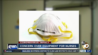 Concern over equipment for nurses