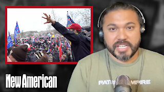 EXCLUSIVE Interview with J.D. Rivera, arrested for being at January 6 U.S. Capitol Protest