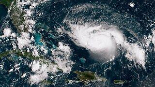Hurricane Dorian Strengthens Into Category 3 Storm