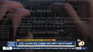USD launches cyber security bootcamp