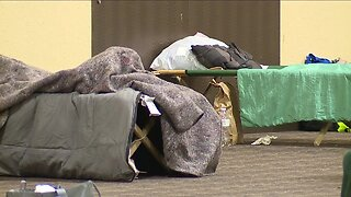 Dozens prepare to move from convention center homeless shelter