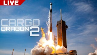 SpaceX CRS-22 Resupply Mission Launch