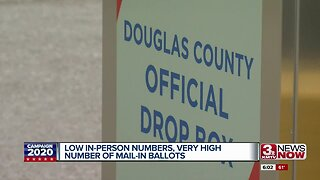 Mail-in ballots surge for primary election