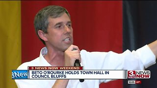 O'Rourke Holds Town Hall