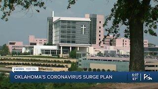 Oklahoma's coronavirus surge plan
