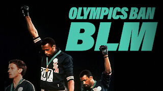 Olympics Ban Black Lives Matter Apparel And Will Punish Athletes For Protesting