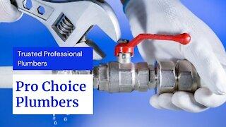 Pro Choice Plumbers