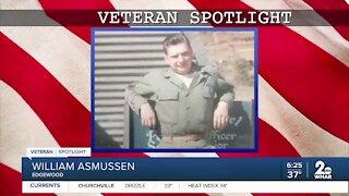 Veteran Spotlight: William Asmussen