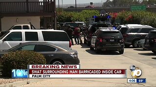 Hours-long South Bay standoff ends