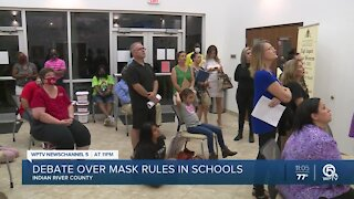 Indian River County schools' mask mandate hangs in the balance