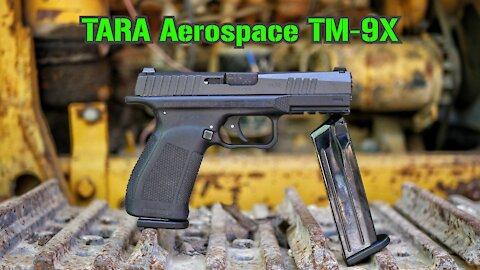 TARA Aerospace TM-9X Pistol : TTAG Range Review