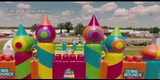 World's largest bounce house coming back