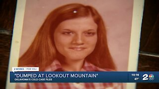 Oklahoma's Cold Case Files: Dumped at Lookout Mountain