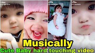 Must Watch   Little Baby TikTok Cute Baby   Cute Baby Girl