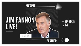 Maxime Bernier of the People's Party of Canada @peoplespca @JimFannonShow