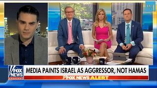 Shapiro Slams Media Outlets As 'Propaganda Arms For Hamas'