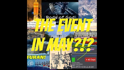 The Event grows closer and more biblical!