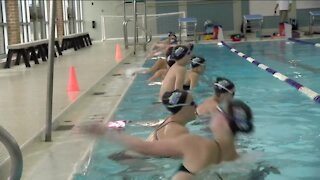 Elmbrook swimmers prepare for Olympic Trials