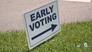 Early voting begins Monday in Palm Beach County