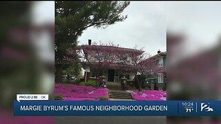 Tulsa Garden Bringing Joy to Neighborhood