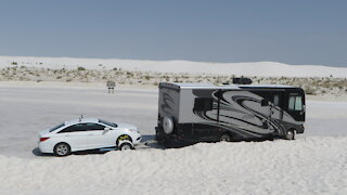 White Sands National Park, Tig Two