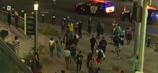 RECAP: Night 7 of Black Lives Matter protests in Las Vegas