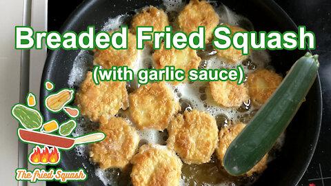 Fried Squash (Grandma Funky Recipe)