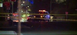 Las Vegas police: 3 people stabbed overnight, 1 died