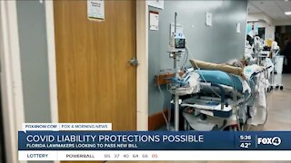 New bill could add covid liability protections
