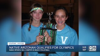 Native Arizonan qualifies for the Olympics
