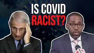Fauci Says COVID Is Racist w/ Paris Dennard - After Show 5-18-21