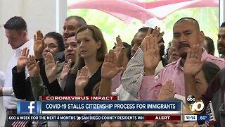 COVID-19 stalls citizenship process for immigrants