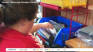 Free school supplies for teachers and students in need